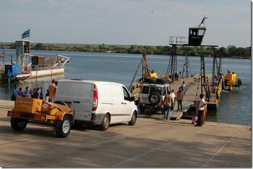 Zambezi Ferry