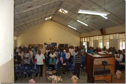 130317 Sunday Congregation